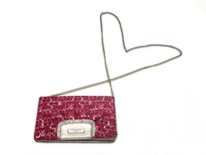 Coach Small Chain Crossbody