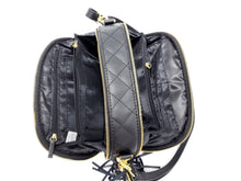 JOY & IMAN Diamond Quilted Crossbody