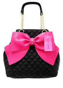 Betsey Johnson Trap Tote Bag - Goodwill of Central Florida