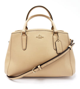 Coach Small Margot Carryall Satchel