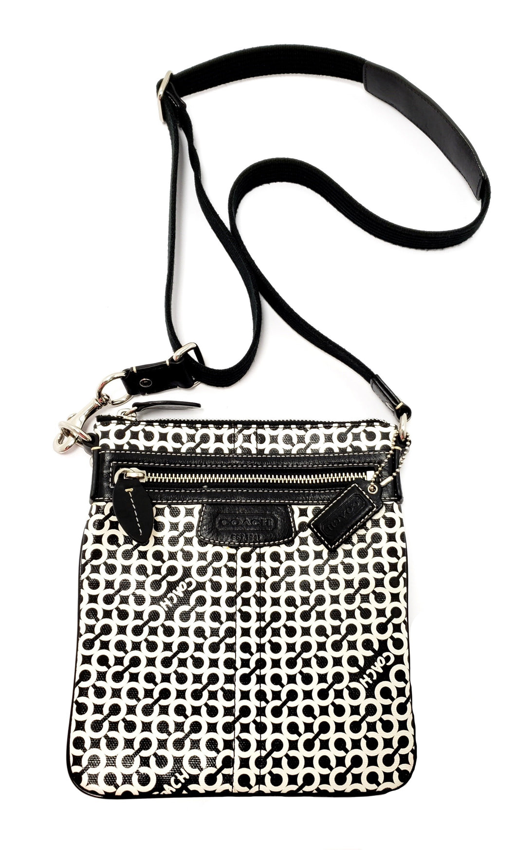 Coach Penelope Optic Art Crossbody