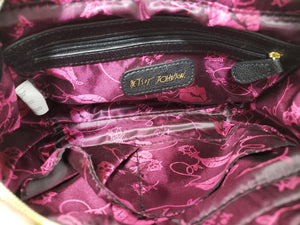 Betsey Johnson Satchel Bag