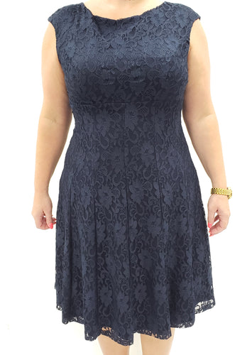Ralph Lauren Summer Navy Dress