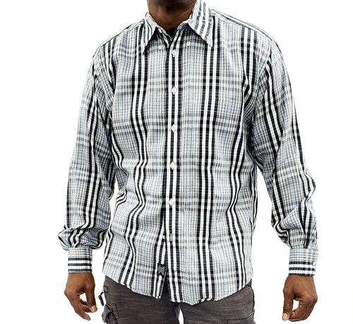 Burberry London Long Sleeve Dress Shirt