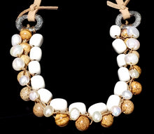 Coldwater Creek Mother of Pearl Necklace