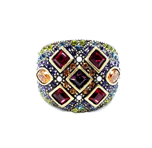 Heidi Daus Statement Gem Ring
