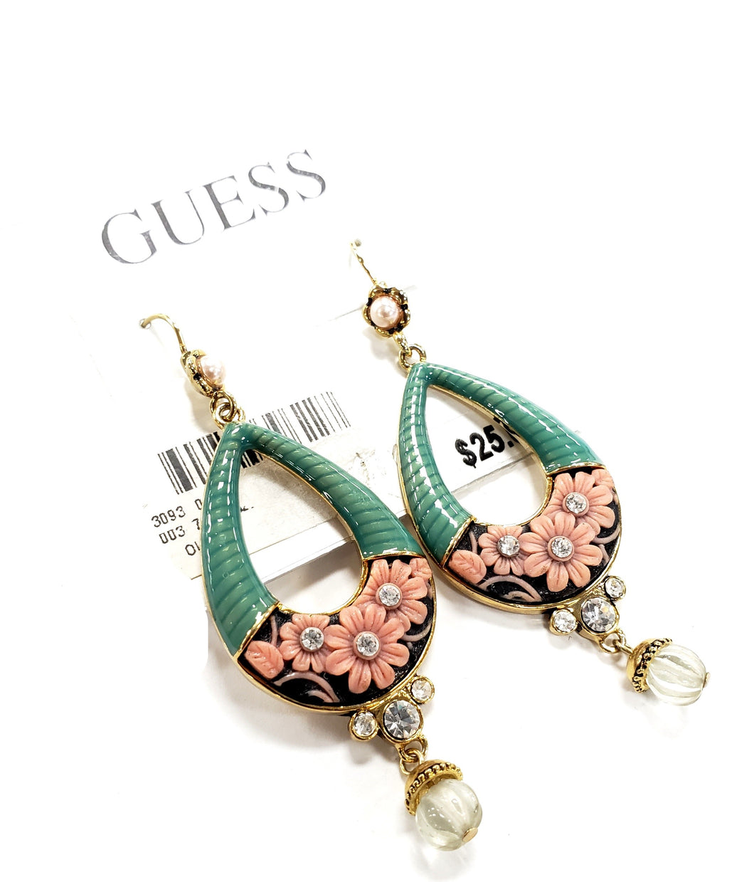 Guess Statement Earrings