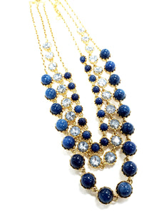 Ann Taylor Multistrap Necklace