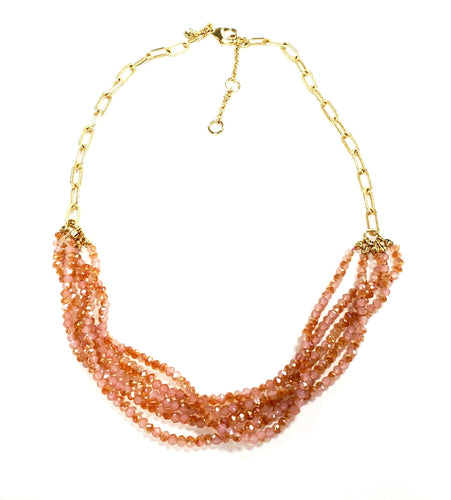 Ann Taylor Beaded Necklace