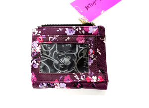 Betsey Johnson Small Zip Wallet