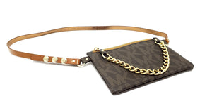 Michael Kors Signature Fanny Pack