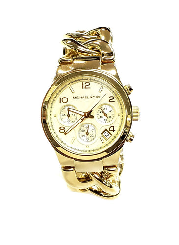 Michael Kors Runway Twist MK3131 Watch