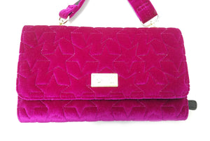 Luv Betsey by Betsey Johnson Convertible Crossbody / Clutch