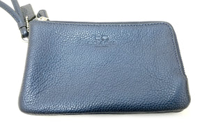 Coach Double Corner Zip Wristlet