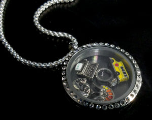 Origami Owl Living Locket Necklace