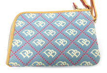 Dooney & Bourke Zip Corner Wristlet