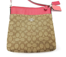 Coach North / South Swingpack Crossbody Bag
