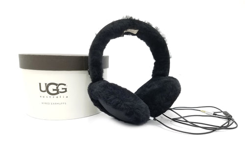 UGG Wired Shearling Headphone Earmuffs