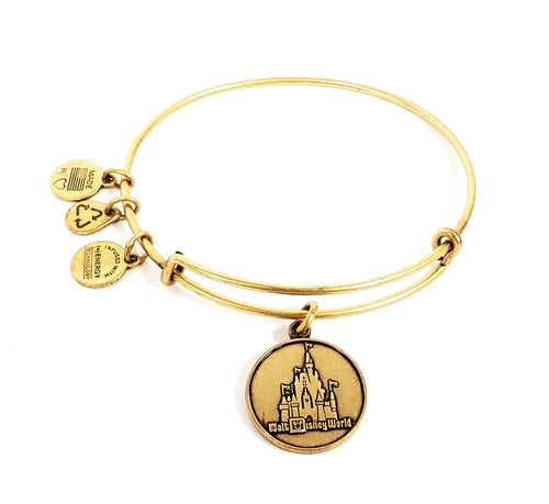Disney Alex and Ani Charm Bracelet
