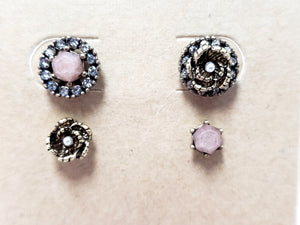 Chloe + Isabel Stud Earrings Set