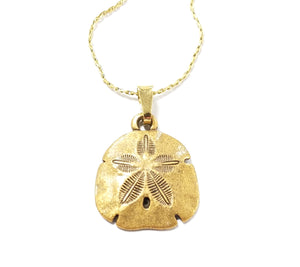 "Alex and Ani ""Sand Dollar"" Slider Necklace"