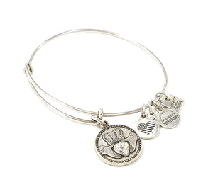 "Alex and Ani ""Claddagh"" Bracelet"