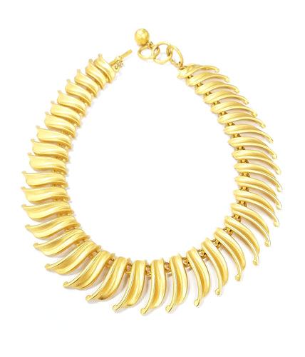 Anne Klein Toggle Necklace