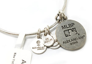 Alex and Ani NY MLBP Bracelet