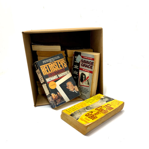 Product: Vintage Softcover Books