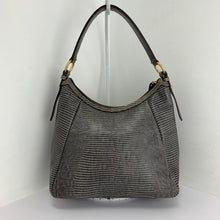 Dooney & Bourke 'Santorini' Lizard Embossed Leather Hobo