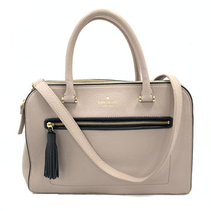 Kate Spade Chester Street 'Kalen' Tassel Satchel Bag