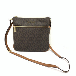 Michael Kors Bedford Flat Cross Body