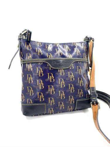 Dooney & Bourke Letter Carrier Crossbody Bag