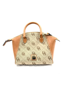Dooney & Bourke Signature Mini 'Sydney' Satchel