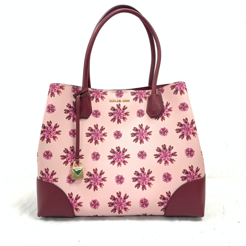 Michael Kors 'Mercer Gallery' Large Jewel-print Satchel