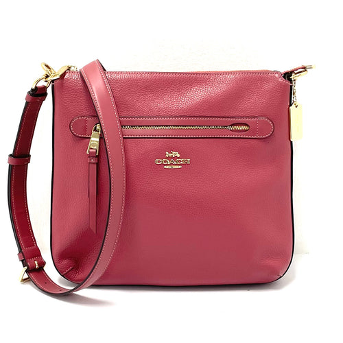 Coach 'Mae' File Crossbody