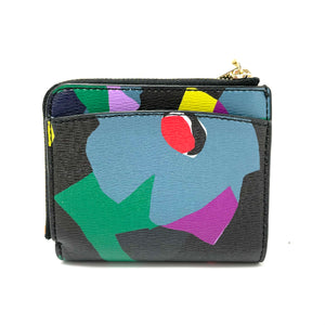 Kate Spade 'Spencer' Floral Collage Bi-Fold Wallet