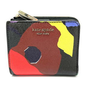 Kate Spade Abstract L-Zip Wallet