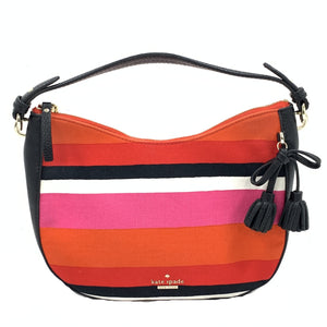 Kate Spade Hayes Street 'Aiden' Striped Purse