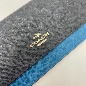 Coach Colorblock Soft Wallet