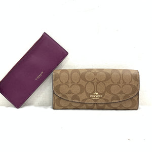 Coach 'Pop Slim' Wallet