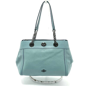 Coach 'Turnlock Edie' Satchel