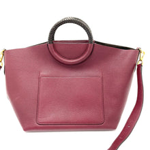 Michael Kors Collection 'Skorpios' Leather Market Bag