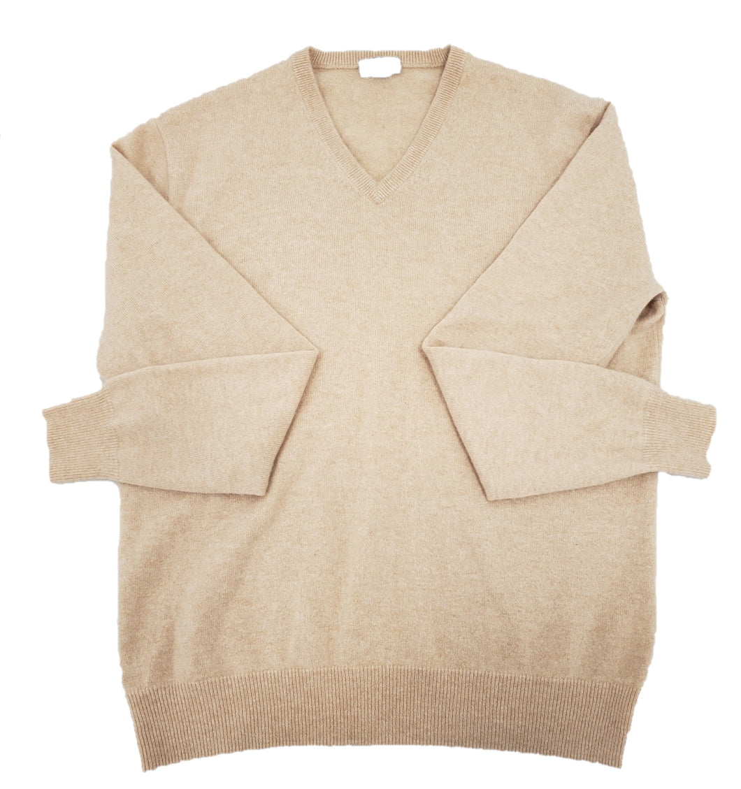 J. Crew The Cashmere V-Neck Sweater