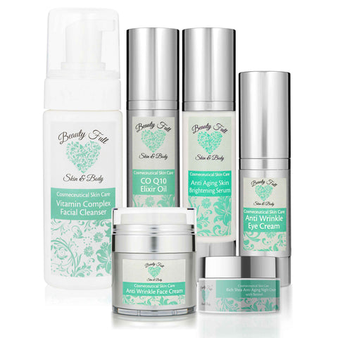 Cosmetics, Cosmeceutical/Anti Aging Skin Care Range