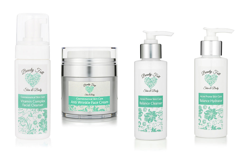 Mother & Daughter Skin Care Value pack