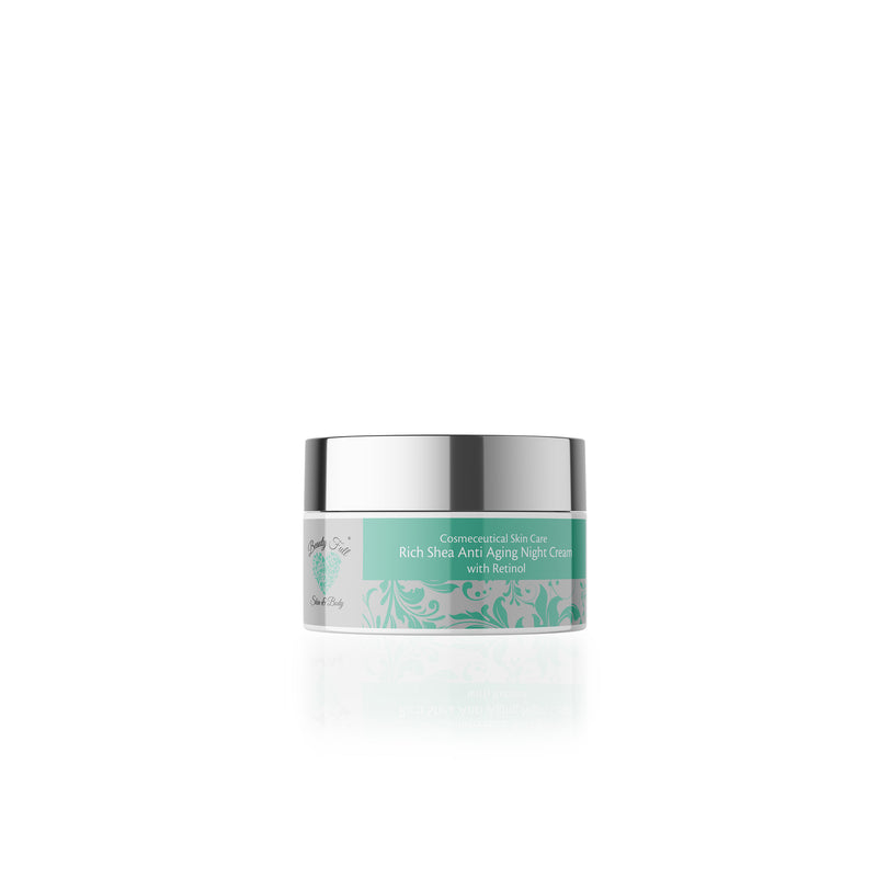 Rich Shea Anti Aging Night Cream with Retinol