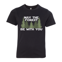 MAY THE FOREST BE WITH YOU T-SHIRT (CHILD)