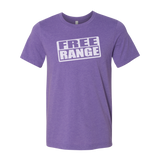 FREE RANGE T-SHIRT (ADULT)