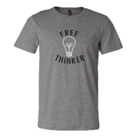 FREE THINKER T-SHIRT (ADULT)